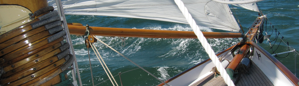 Brilliant Under Sail