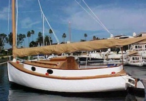 Marshall Sanderling Catboat