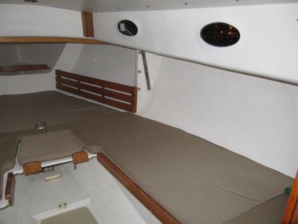Cabin Starboard