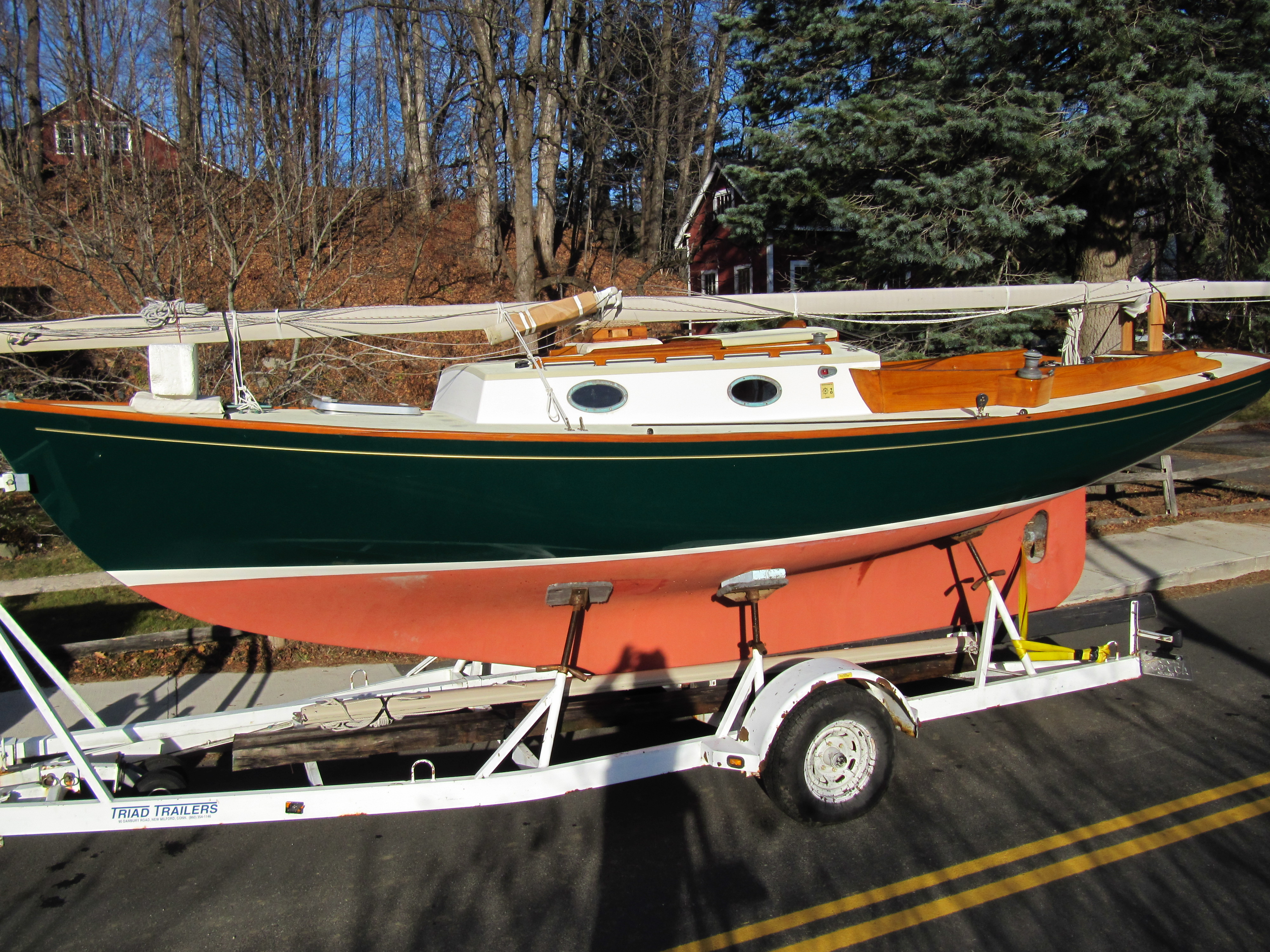 Classic Sailboat Shop | Specializing in the sale of small ...
