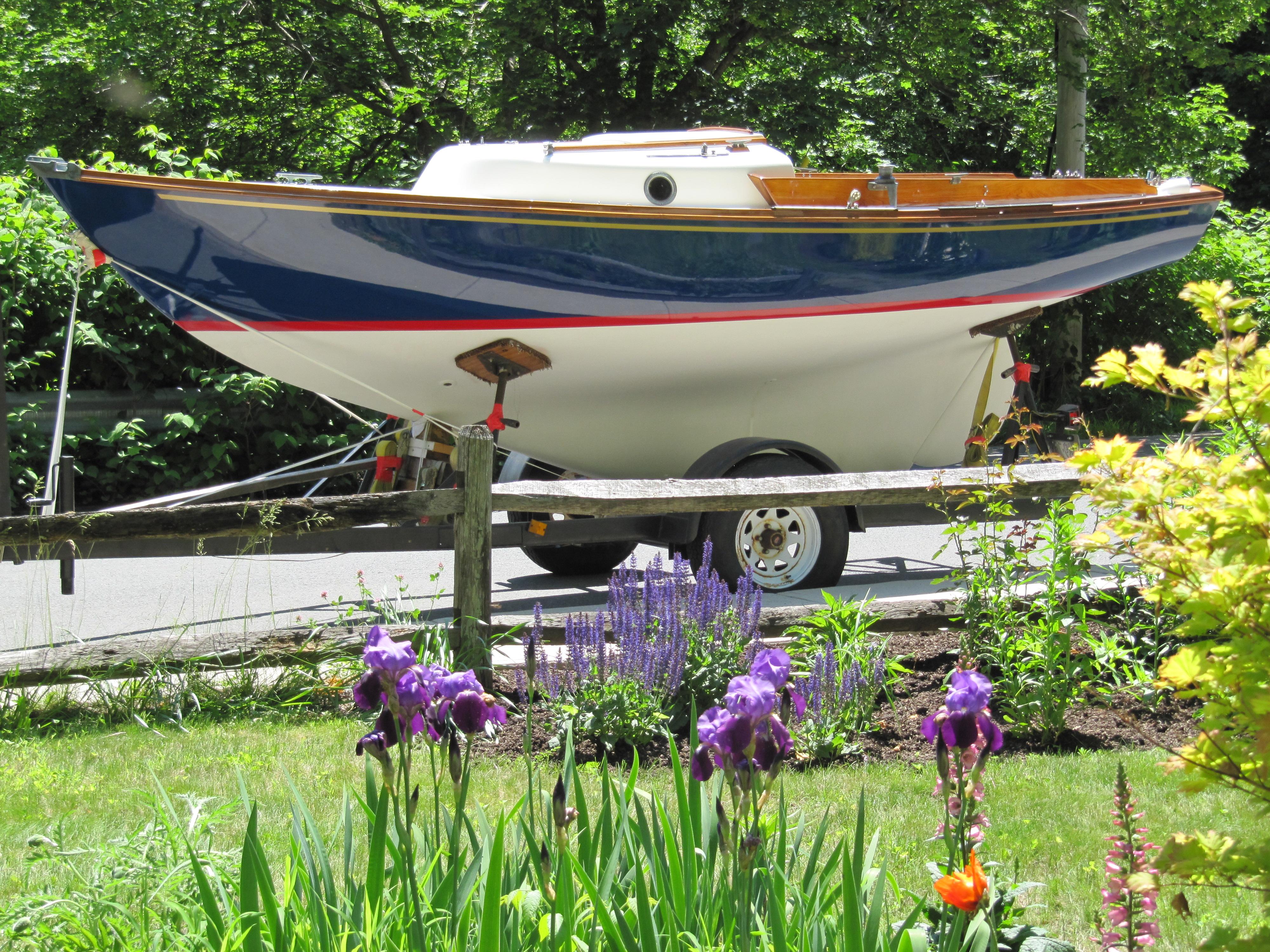 Cape Dory Typhoon >> Sailboats | Classic Sailboat Shop